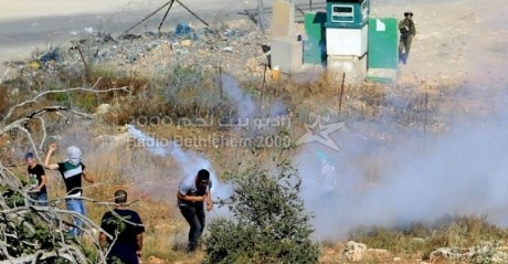 Palestine: Several Palestinians injured, teen kidnapped, near Ramallah