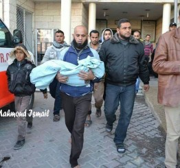 Palestine: Two Palestinians killed by Israeli shells in Gaza, including 3 year old Child