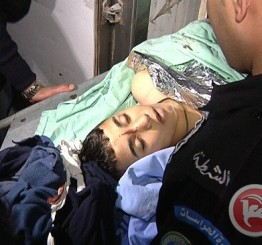Palestine: Israeli soldiers shot & killed young Palestinian