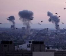 Palestine: Israeli army carried out several air strikes in Gaza