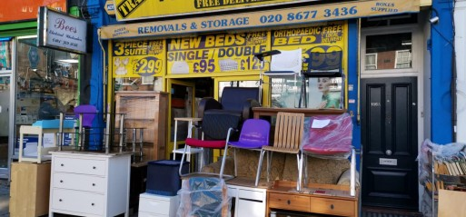 Making safety priority when furniture shop opens