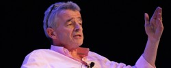 Ryanair boss slammed for suggesting defending profiling of Muslim men