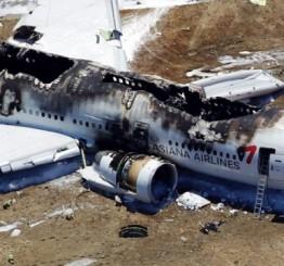 US: 2 die, 305 survive after airliner crashes, burns at San Francisco airport