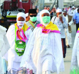 Saudi Arabia: MERS safety: Pilgrims must wear masks
