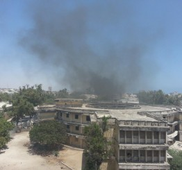 Somalia: 25 killed by bomb attack by Al-Shabaab