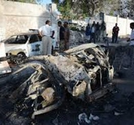 Somalia: Two die in car explosion in Mogadishu