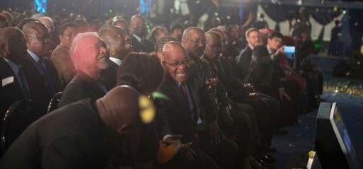 South Africa: Elections 2014: ANC 'humbled' as Zuma comforts the 'losers'