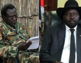 South Sudan government, rebels agree to cease-fire