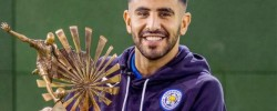 Sport Brief: Mahrez named BBC African Footballer of the Year