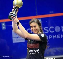 SPORT BRIEF: Nour El Sherbini retains the El Gouna Squash Open