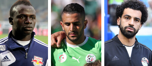Mané, Mahrez and Sala make African Player of the Year Short-list