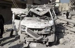 Syria: 38 injured in a car bomb in Homs