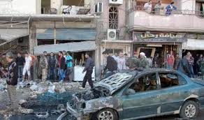 Syria: Car bomb kills 14 in Homs