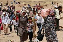 Syria: Half of Syrians are displaced, UN says