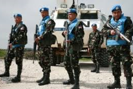 "Syria: 43 UN peacekeepers detained by ""armed elements"" in Golan Heights"
