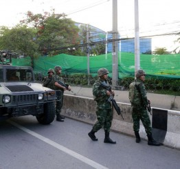 Thailand army declares martial law, denies coup