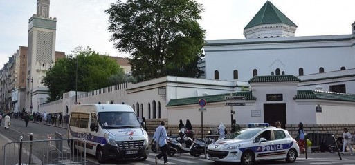 Two mosque fires in Lyon within a week