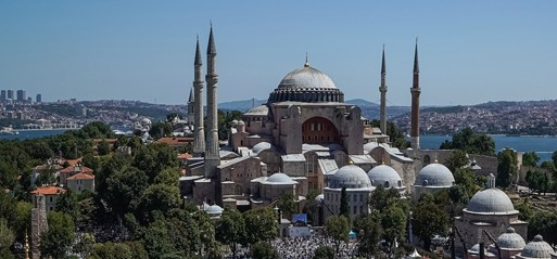 Iconic museum reconverted to mosque