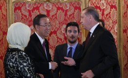 Turkey: UN's Ban Ki-moon urges 'fixing' humanitarian gap