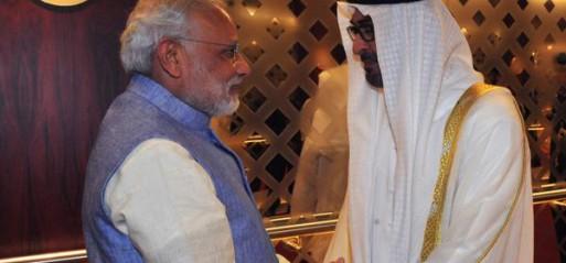 UAE backs India on Kashmir issue