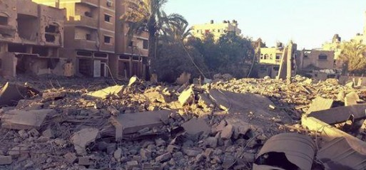 Palestine: Rafah hit hard by Israeli airstrikes; 24 more killed, incl parents & their children