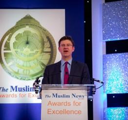 Muslims make stellar contributions to British society
