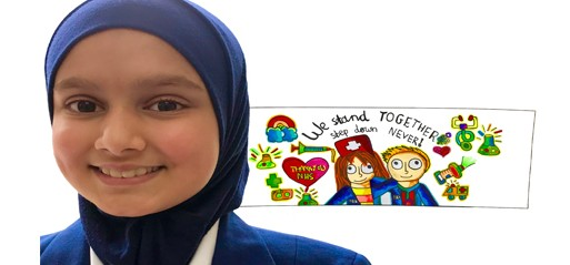 Watford schoolgirl to design NHS commemoration mugs