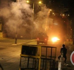Palestine: Palestinians clash with Israeli forces across West Bank