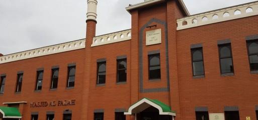 Leicester mosque raise £700  for Police 'Welfare Van'