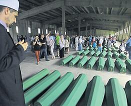 71 Srebrenica victims make final journey
