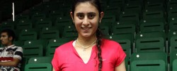 Egypt's El Sherbini, 24, became youngest squash player to win the world title four times