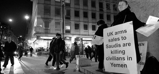 Biden's suspension of arms sales to Saudi Arabia and UAE pressurizes UK to follow suit