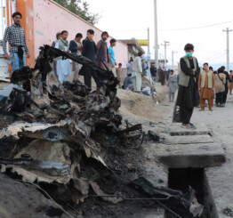 Afghanistan: Back-to-back blasts kill 10 Hazara civilians in Kabul