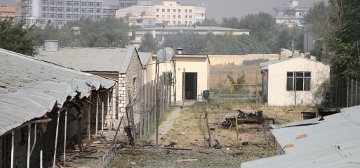 Afghanistan: Terrorists kill 13 at American University of Afghanistan