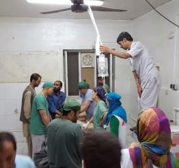 Afghanistan: US airstrikes on hospital kills 19, incl 3 children, in Kunduz