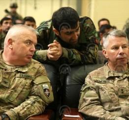 Afghanistan: NATO airstrike 'kills 11 police'