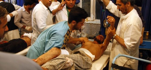 Afghanistan: 29 dead in suicide attack on Shia Muslim mosque in Herat