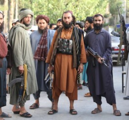 Afghanistan: Taliban hold talks with Afghan leaders for inclusive gov't