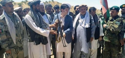 Afghanistan: Clash between Afghan Taliban fighters leaves nine dead