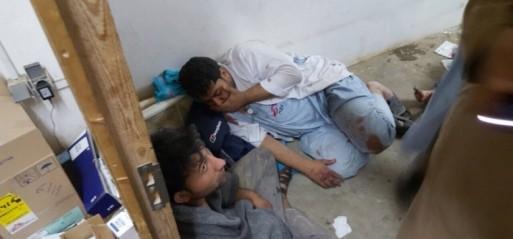 Afghanistan: US airstrike on hospital kills 9, injures dozens