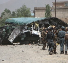 Afghanistan: Multiple gun-and-bomb attacks kill over 70
