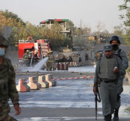 Afghanistan: Suicide blasts kill 24 people in Kabul