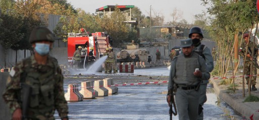 Afghanistan: Suicide blasts kill 24 people in Kabul
