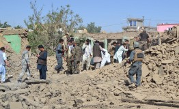 Afghanistan: Taliban suicide car bombing kills 14 people