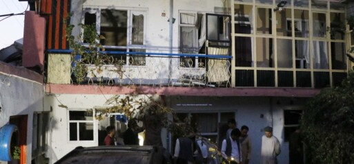 Afghanistan: 6 children killed in US drone attack in Kabul