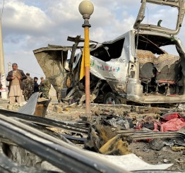 Afghanistan: Bus bombing kills 8 civilians in Herat