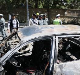 Afghanistan: Car bombing kills 4 people in SE Afghanistan