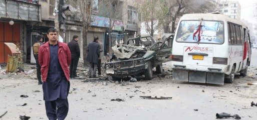 Afghanistan: Religious cleric dodges bombing, 5 killed