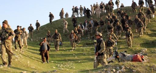 Afghanistan: Twin suicide blasts in Kabul kill 23