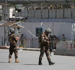 Afghanistan: Eight police killed in Taliban attack
